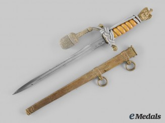 Germany, Kriegsmarine. An Officer's Dagger