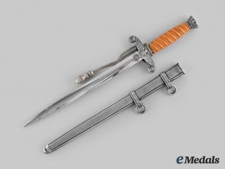 Germany, Heer. An Officer's Dagger, Reduced Version, by Alcoso, Solingen