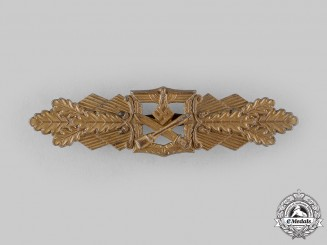 Germany, Wehrmacht. A Close Combat Clasp, Bronze Grade