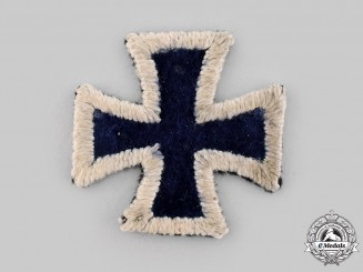 Prussia, Kingdom. An 1813 Iron Cross, Cloth Version, Museum Display Piece