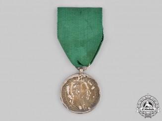 Saxony, Kingdom. A Medal for Faithful Labour, c.1910