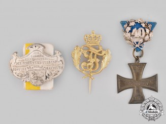 Germany, Imperial. A Lot of Veterans Badges