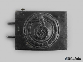 Germany, SA. A SA EM/NCO's Belt Buckle, Third Pattern
