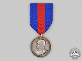Oldenburg, Grand Duchy. A Medal for Faithful Labour, c.1910