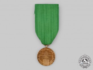 Saxony, Kingdom. An Agricultural Merit Medal