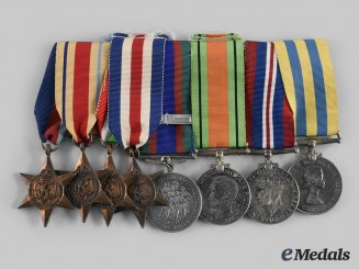 Canada, Commonwealth. A Second War & Korean Conflict Group, Royal 22nd Regiment