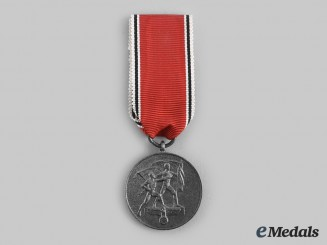 Germany, Third Reich. A Commemorative Austrian Anschluss Medal