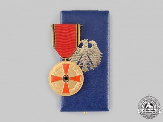 Germany, Federal Republic. An Order of Merit, Merit Medal