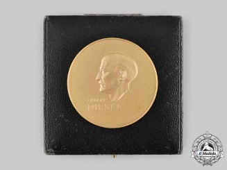 Germany, Federal Republic. A Rudolf Diesel Medal, c.1965