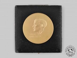 Germany, Federal Republic. A Rudolf Diesel Medal, c.1965