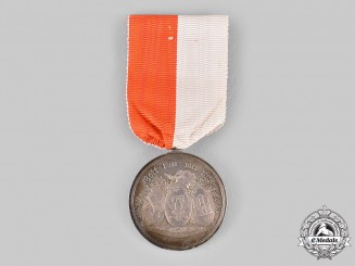 Germany. A Joint War Medal for the Hanseatic Legion by Gottfried Bernhard Loos