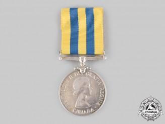 Canada. A Korea Medal 1950-1953, to R. Boisvert