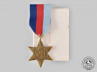 United Kingdom. A 1939-1945 Star, Boxed