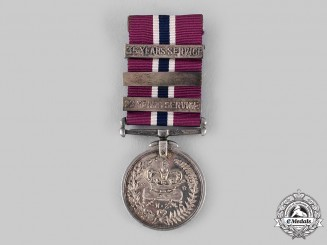 New Zealand. A New Zealand Police Medal, to Constable R.B. Wooding, New Zealand Police 1949