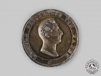 Baden, Grand Duchy. An Agricultural Merit Medal
