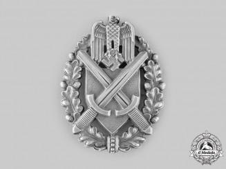 Germany, Heer. A Marksmanship Lanyard Shield, Grades 5-8