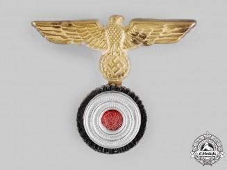 Germany, Heer. A Visor Cap Insignia