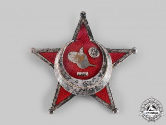 Turkey, Ottoman Empire. A Galipoli Star, by B.B.&Co, c.1915