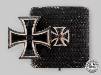 Germany, Imperial. A 1914 Iron Cross I Class with Case