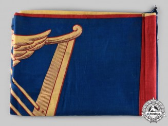 United Kingdom. A Royal Standard, c.1880