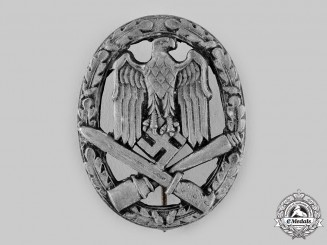Germany, Heer. A General Assault Badge