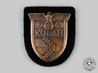 Germany, Heer. A Kuban Shield, Panzer Unit