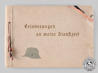 Germany, Heer. An Early Pre-War Photo Album