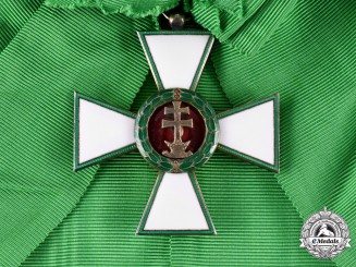 Hungary, Kingdom. An Order of Merit, I Class Grand Cross, c.1940