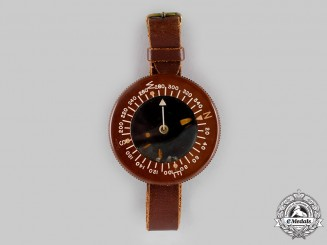 United States. A Paratrooper Wrist Compass by Taylor