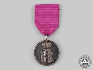 Reuss, Principality. A Silver Merit Medal
