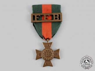 Brazil, Federative Republic. A War Medal 1944