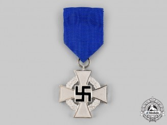 Germany, Third Reich. A Civil Service 25-Year Faithful Service Cross