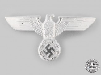 Germany, NSDAP. A Visor Cap Eagle by Karl Wurster