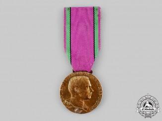 Saxe-Coburg and Gotha, Duchy. A Saxe-Ernestine House Order, Golden Merit Medal