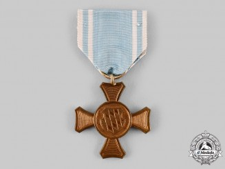 Bavaria, Kingdom. A Long Service Cross, I Class for 15 Years, c.1915