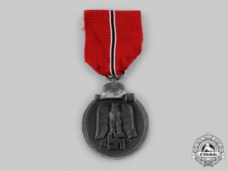 Germany, Wehrmacht. An Eastern Front Medal by Förster & Barth