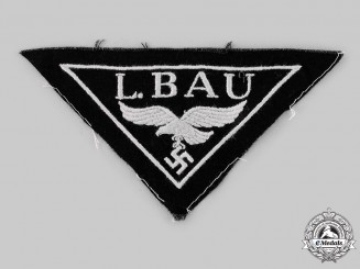 Germany, Luftwaffe. A Construction Battalion Breast Eagle