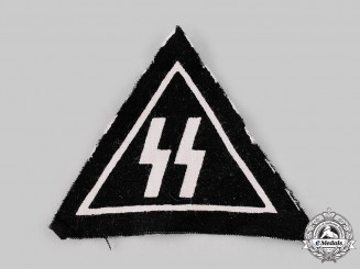 Germany. SS. A Waffen-SS Eastern Youth Volunteer Arm Insignia