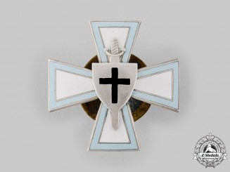 Germany, Weimar Republic. An Honour Cross of the Baltische Landeswehr with Swords