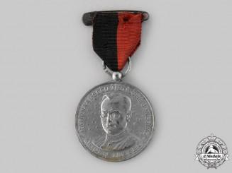 Netherlands, NSB. A 1941 Dutch National Socialist Movement (NSB) Christmas March Medal