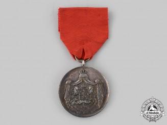 Hesse-Darmstadt, Landgraviate. A Klein-Umstadt Mayor's Medal by Christian Schnitzspahn