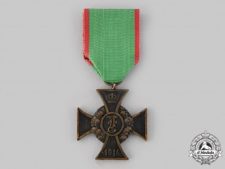 Germany, Imperial. A Friedrich-Kreuz Anhalt Military Honour, c.1916
