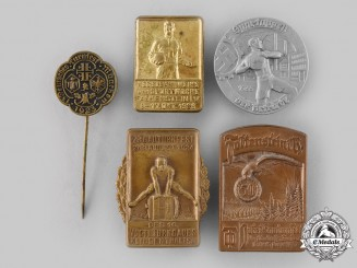 Germany, Weimar Republic. A Lot of Commemorative Badges