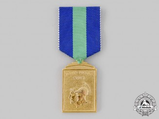 Mexico, Republic. A Naval Teaching Merit Medal, I Class, c.1945