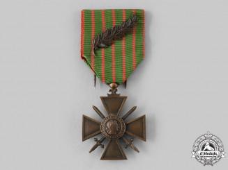 France, III Republic. A War Cross for the First War 1914-1918