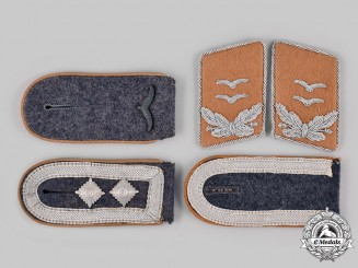 Germany, Luftwaffe. A Lot of Communications Rank Insignia
