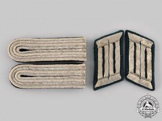 Germany, Heer. A Set of Engineers Leutnant Rank Insignia