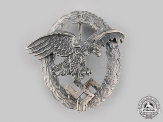 Germany, Luftwaffe. An Observer Badge, by F.W. Assmann & Söhne