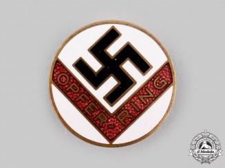 Germany, NSDAP. A Donor's Badge