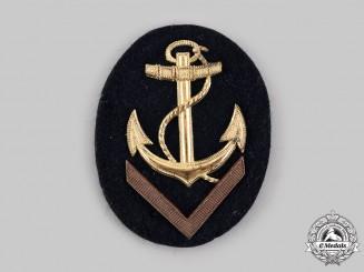 Germany, Kriegsmarine. A Senior Boatswain NCO's Sleeve Insignia